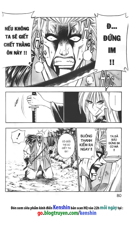 Rurouni Kenshin chap 43 trang 15
