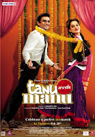 Tanu Weds Manu 2011 720p Hindi BRRip Full Movie Download