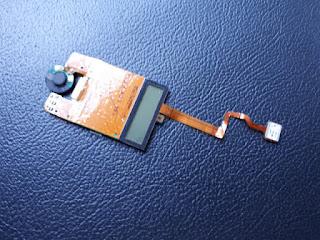 LCD Motorola V60 Jadul Dual LCD Plus Speaker New Original