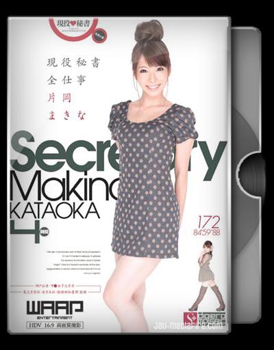 rotic Secretary Story - Makina Kataoka หนังโป๊