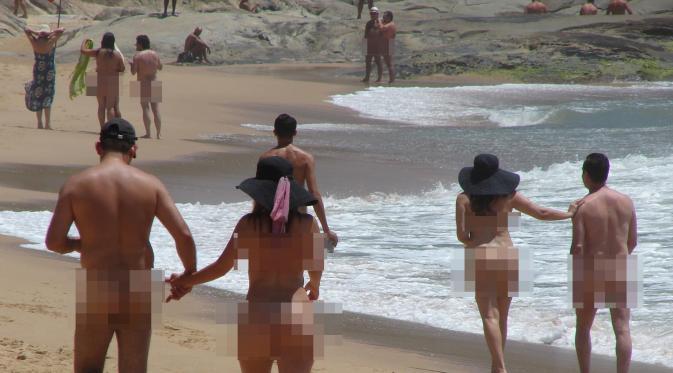 Нудистские пляжи в бразилии порно