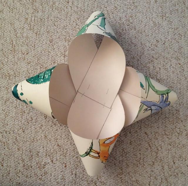 step 4 paper rosette