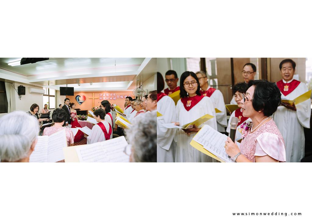 教會婚禮詩歌