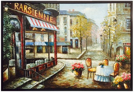 Tự kinh doanh quán cafe