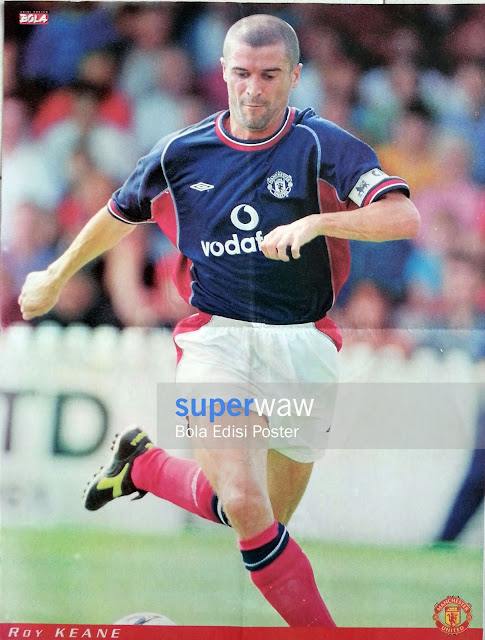 Big Poster Roy Keane (Manchester United)