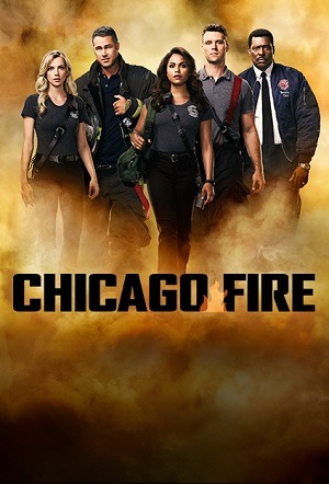 Chicago Fire - Heróis Contra o Fogo - 6ª Temporada Séries Torrent Download capa
