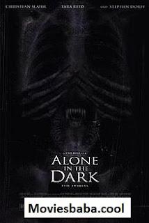 Alone in the Dark (2005) Full Movie Dual Audio Hindi Blu-Ray 720p