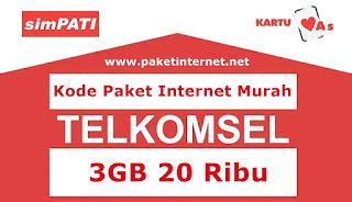 Cara Beli Paket Internet Telkomsel
