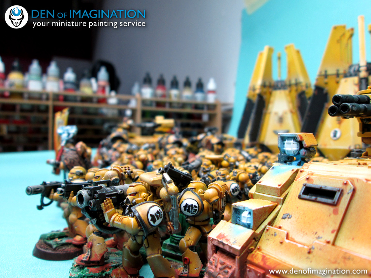 26b1e63580e Blog - For the Emperor! For Dorn!