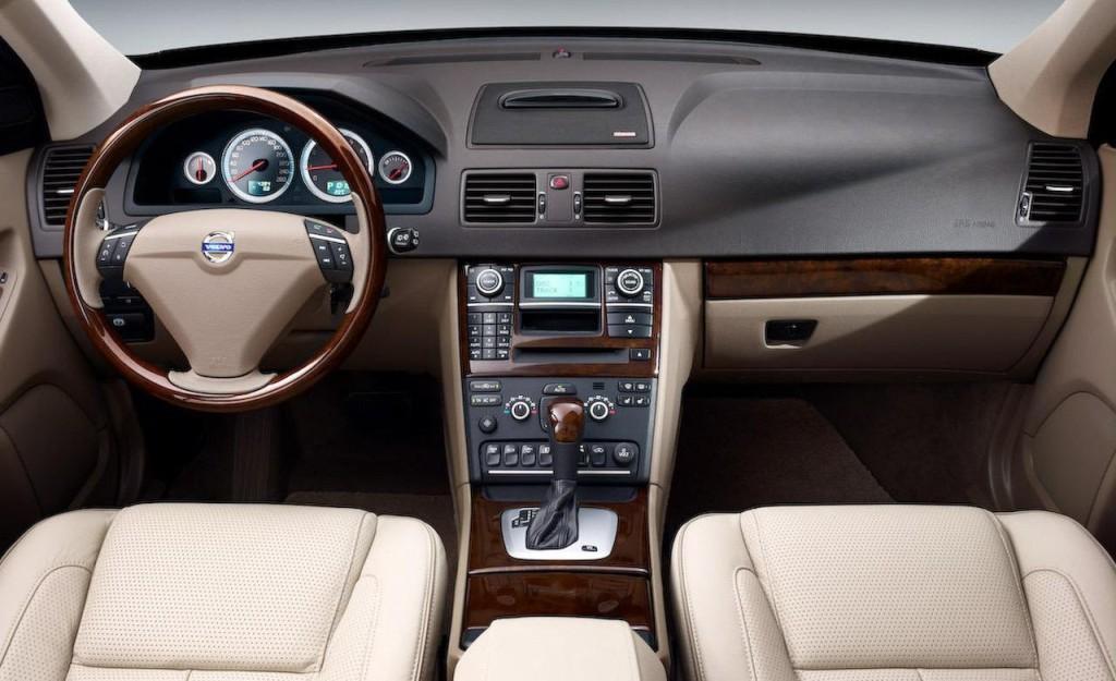 Volvo Xc Interior View