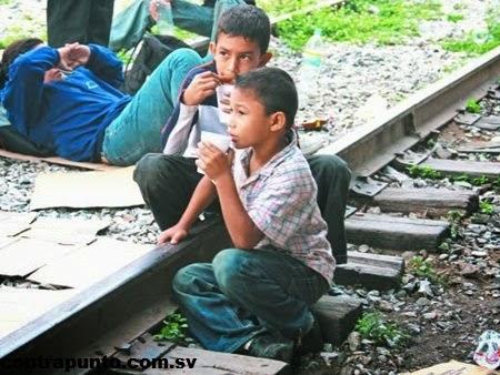 Migracion Infantil en Triangulo Norte