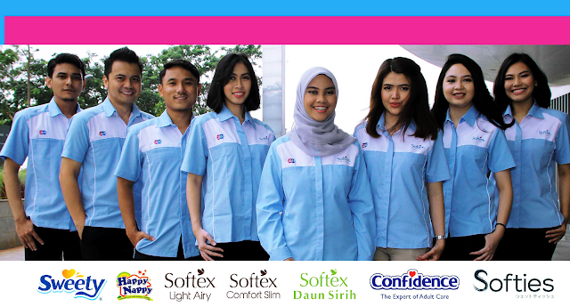 Lowongan Kerja PT. Softex Indonesia, Jobs: Brand Designer, Associate Brand Manager, Warehouse Administration, Etc.