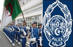 صورة شعار الشرطة الجزائرية www.algeriepolice.dz