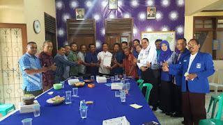 Kuswiyanto Resmi Kantongi Rekom Dari DPP PAN Untuk Maju Pilkada