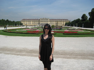 Palace and grounds