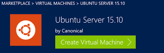https://portal.azure.com/#create/Canonical.UbuntuServer1510