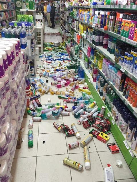 Registraron un terremoto de 6,1 que sacudió el norte de Chile 0002151238