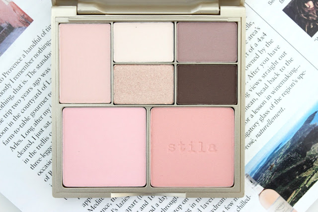 stila Perfect Me, Perfect Hue Eye & Cheek Palette fair/light review