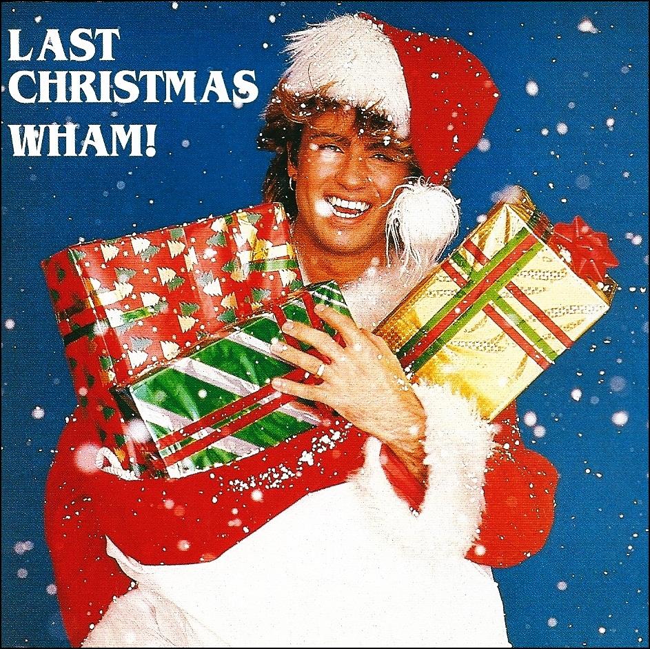 Wham Christmas.Maistinga Siela Sios Dienos Daina Wham Last Christmas
