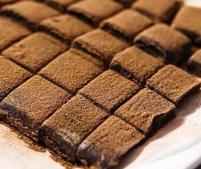 How to make Chocolate Fudge at Home