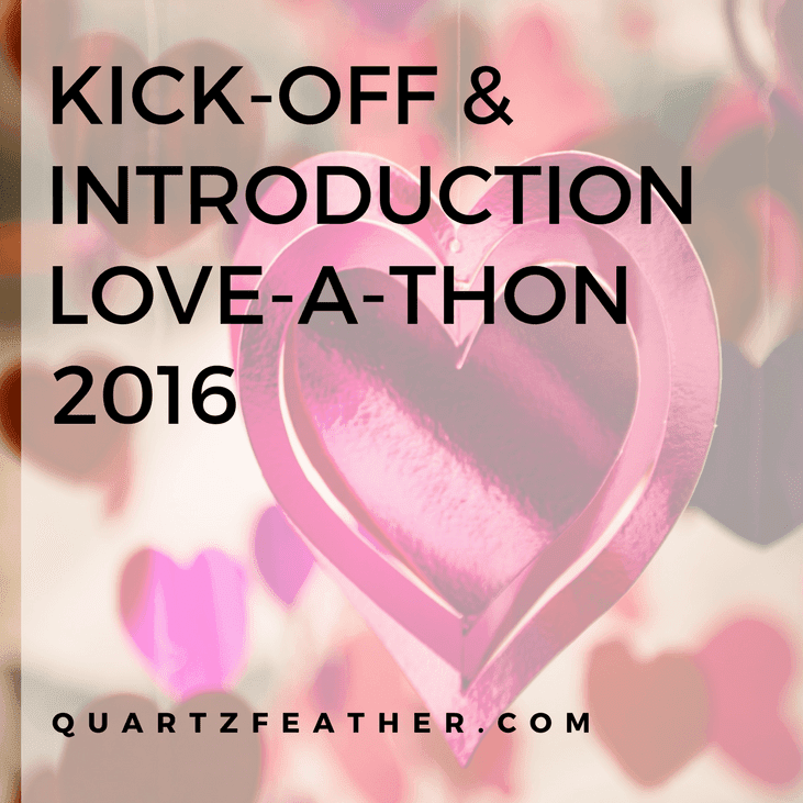 Kick-Off & Introduction Love-A-Thon