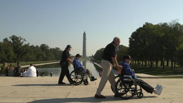 Pontos turísticos para deficientes físicos em Washington