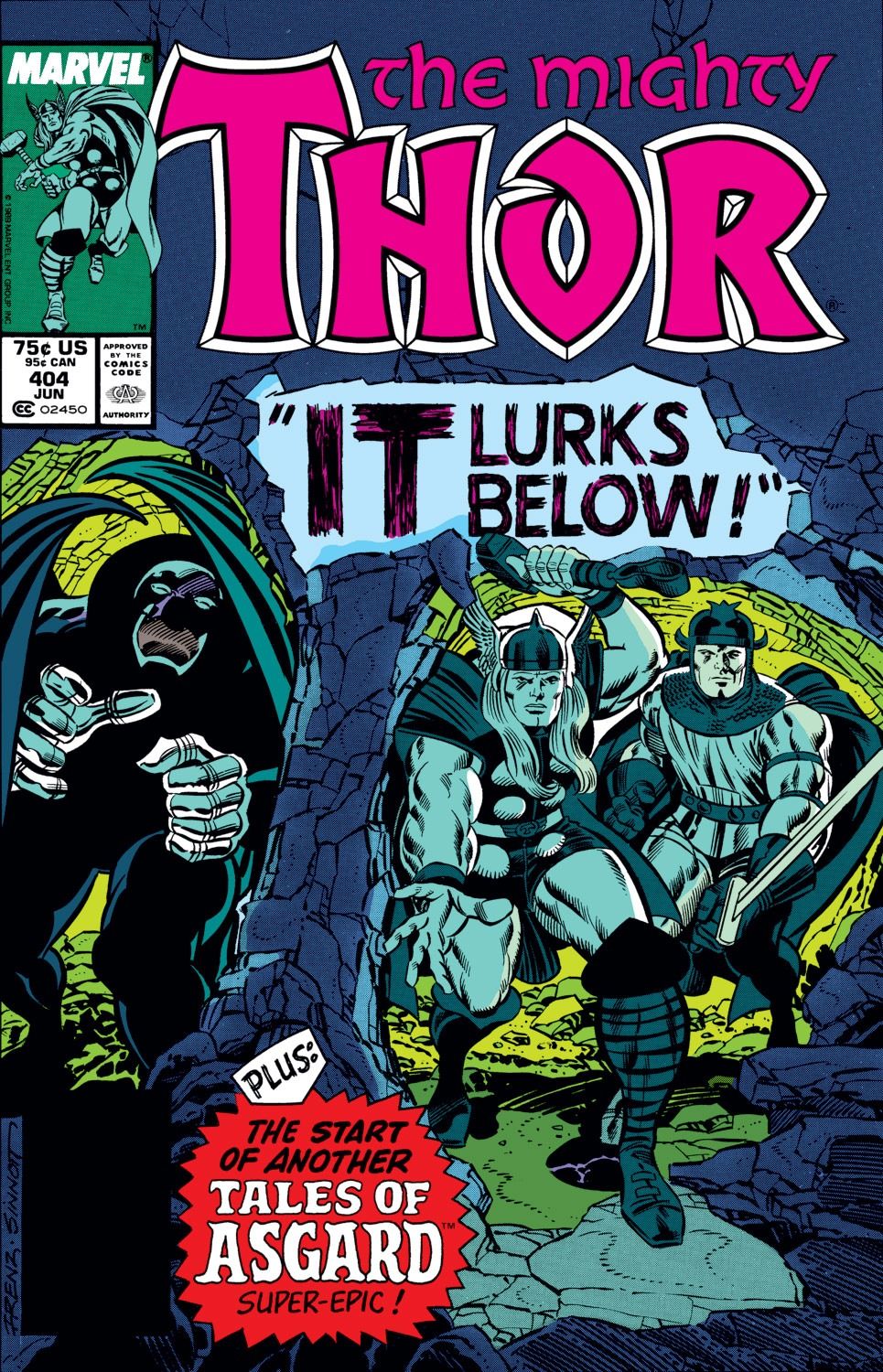 Thor (1966) 404 Page 1