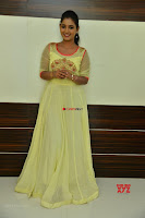 Teja Reddy in Anarkali Dress at Javed Habib Salon launch ~  Exclusive Galleries 019.jpg