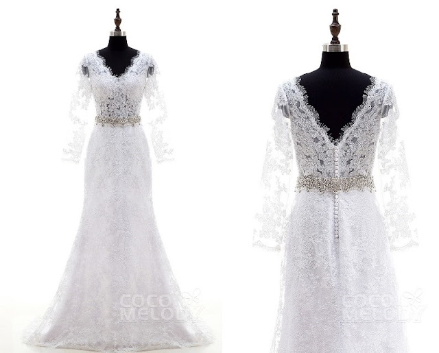 Designer Wedding Dresses From Cocomelody