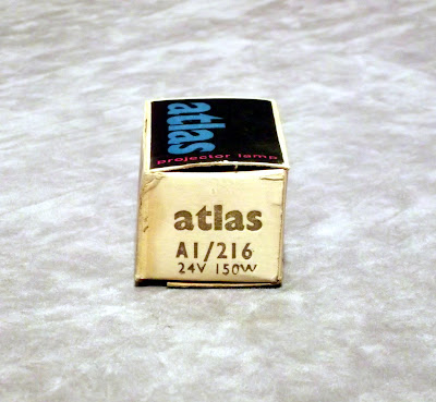Atlas A1/216 24 Volt 150 Watt Projector Lamp