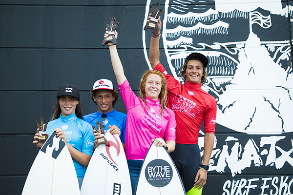 2018 Junior Pro Sopela Highlights Champions Crowned on Finals Day