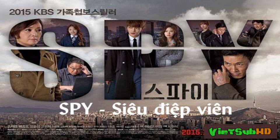Phim Điệp Viên Hoàn Tất (16/16) VietSub HD | Spy 2015 2015