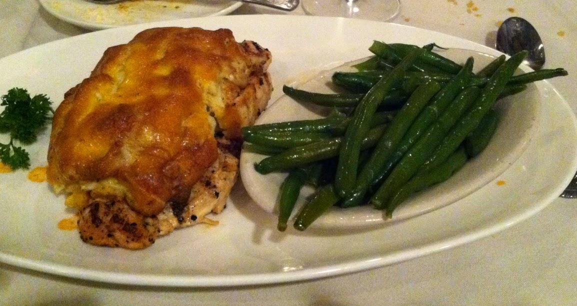 chicken chesapeake recipe crab meat