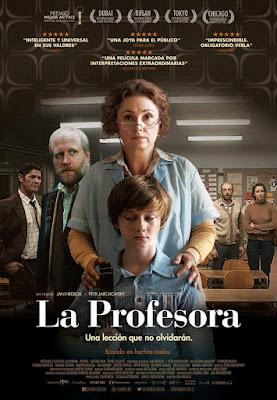 Ucitelka (Učiteľka) 2016 DVD R2 PAL Spanish