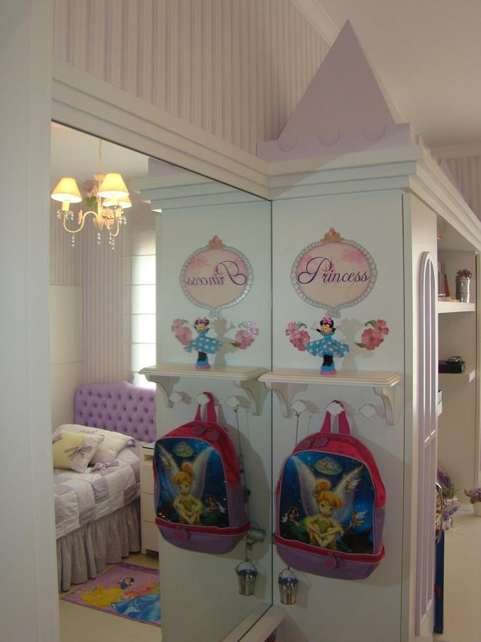 Dormitorios princesas - Pegatinas disney para habitaciones ...