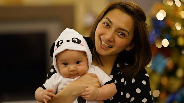 Baby Primo's Adorable Photos With Drew And Iya Will Make You Giggle, #5 Is The Cutest! Must See!