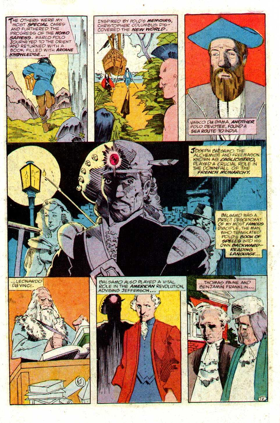 Read online Secret Origins (1986) comic -  Issue #27 - 13