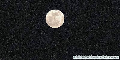 Pleine lune du 25 fevrier 2013