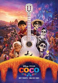 Resultado de imagen de coco poster