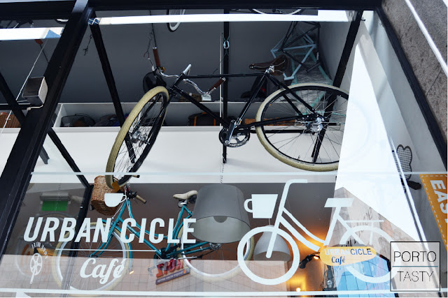 Urban Cicle Café, Bike Café, Porto, Portugal, Português, Easy Cicle, Brunch,