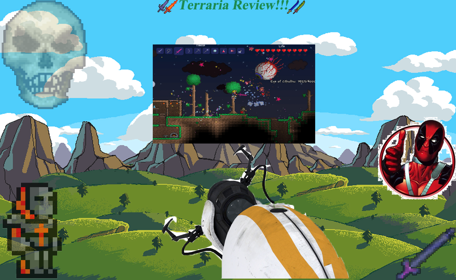 Multi Gaming Peru: Review: Terraria