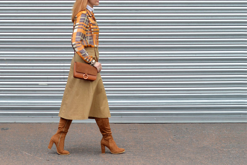 Capsule Wardrobe Pieces: 20 Midi Skirts to Shop