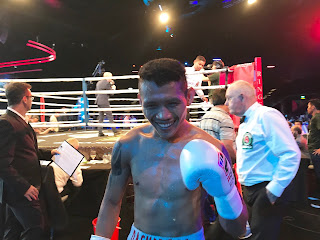 Pinoy boxer Michael Dasmarinas topbills 'Roar of Singapore IV
