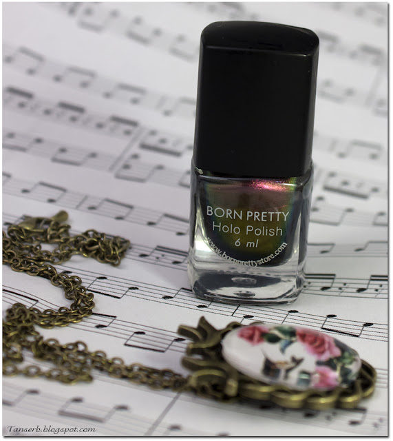 Born Pretty Chameleon Nail Polish Varnish #205