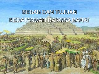 Bangsa Barat yang Datang Ke Indonesia (Portugis, Spanyol, Belanda, Inggris)