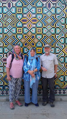 If you're looking for a senior-friendly travel destination to experience new culture, Iran is among the best travel destinations for seniors recommended by our travelers from Australia, who spent unforgettable time with Sahar, a skilled tour guide of Uppersia.