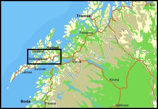stokmarknes kart Maren og Helges bryllup stokmarknes kart