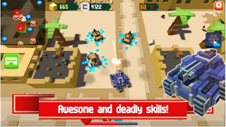 Game War Boxes Strike V1.0.8 MOD Apk Terbaru