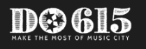 Do615 make the most of Music City logo