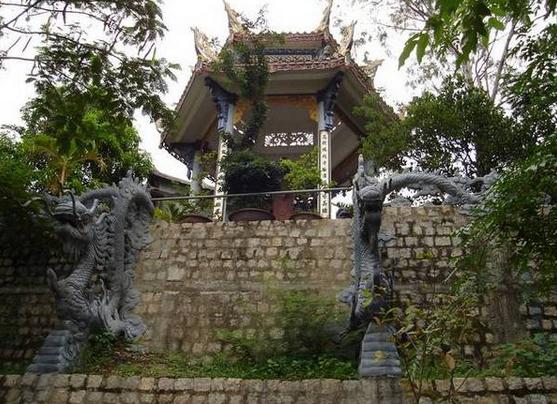 Chùa Linh Phong Nha Trang